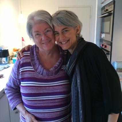 14. - 16 november 2014 havde vi et skønt besøg af Tapas Fleming, USA, som underviste i TAT.