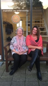 Annette Edel var på besøg på Lyngvej 16 den 1. - 3 oktober 2015